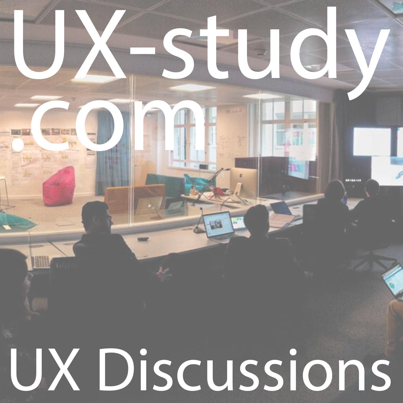 UX-Study.com - UX Discussions